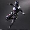 New Batman: Arkham Knight Play-Arts Kai Arkham Knight & Robin Figures Revealed