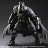Play-Arts Kai Batman v Superman: Dawn Of Justice Armored Batman Figure