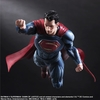 Batman v Superman: Dawn Of Justice Play-Arts Kai Superman Figure Images