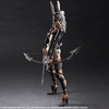 Play-Arts Kai Final Fantasy XII Fran Figure Images