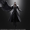 Play-Arts Kai Final Fantasy VII: Advent Children Sephiroth Figure Images