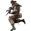 Play-Arts Kai Metal Gear Solid Venom Snake Gold Tiger