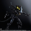 Play Arts Kai Aliens: Colonial Marines Alien Spitter & Alien Lurker Official Figure Images