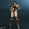 DC Comics Play Arts Kai Variant Batman, Green Lantern & Wonder Woman Figures