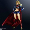 New Play Arts Kai DC Superman & Supergirl Variant Figure Images