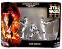 Star Wars Episode III 3-Figure DVD Set