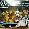 New Star Wars: Clone Wars Commemorative DVD Collection Figure Sets