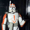 Star Wars: Clone Wars Volume 2 Commander Cody Figure