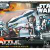 Star Wars TRU Hunt for Grievous & Clone Wars Gunship Exclusives