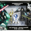 Star Wars Commemorative Orginal Trilogy DVD Figure 3-Packs
