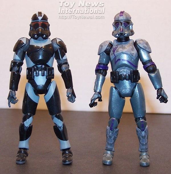 Star Wars Revenge Of The Sith Utapau Shadow Trooper Covert Ops Clone Trooper