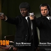 1/6 Scale Pulp Fiction Jules Winnfield & Vincent Vega Figures From Star Ace