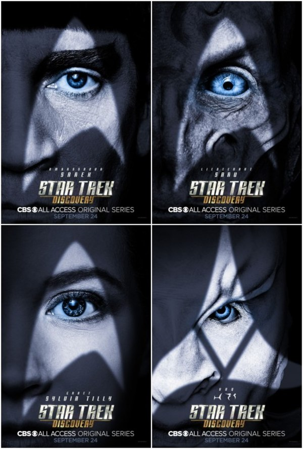 STAR TREK DISCOVERY Will Follow The Voyages Of Starfleet On Their Missions To Discover New Worlds And Life Forms One Officer Who Must