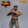 New 2017 SDCC Exclusive Street Fighter V Hot Ryu Figure Images & Info From Storm Collectibles