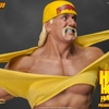 1/4 Scale Hulk Hogan Hulkamania Premium Statue