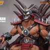 Mortal Kombat SHAO KAHN 1/12 Scale Figure Up For Pre-Order