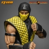 Mortal Kombat 1/12 Scorpion Figure From Storm Collectibles