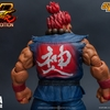 Street Fighter V Arcade Akuma Nostalgia Costume Figure Official Details & Images From Storm Collectibles