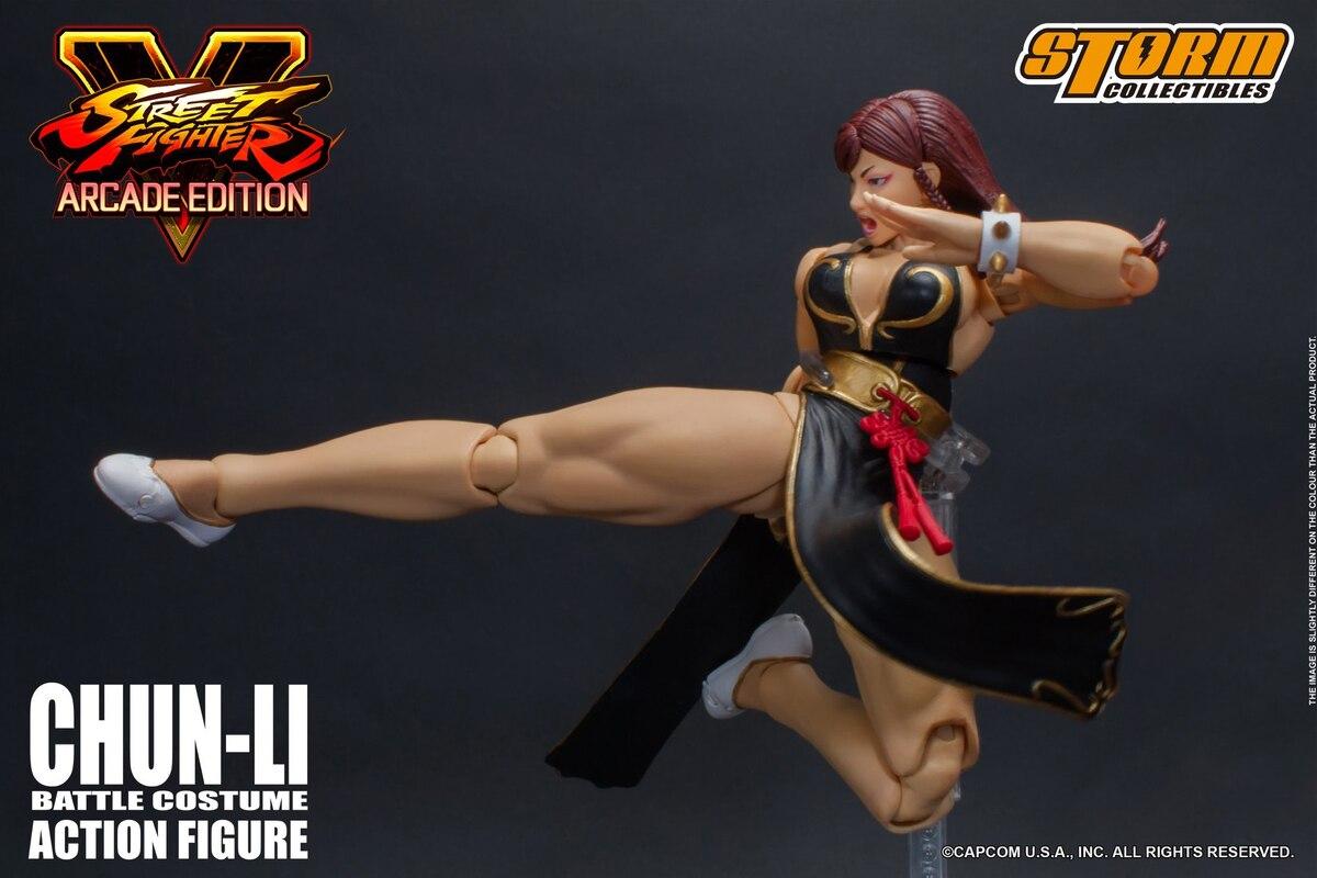 street fighter chun li battle costume