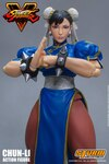 New Street Fighter V 1:12 Scale Chun-Li Figure Images & Info From Storm Collectibles