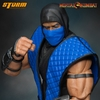 Mortal Kombat Klassic 1:12 Sub-Zero Figure