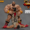 1:12 Street Fighter V Zangief Figure From Storm Collectibles