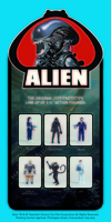 Super7 announces ALIEN ReAction Figures
