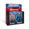 Masters of The Universe Vintage Collection Epic Battles Figure 2-Packs From Super7
