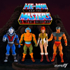 Super 7 Masters Of The Universe Classics & Club Grayskull Assortments Update