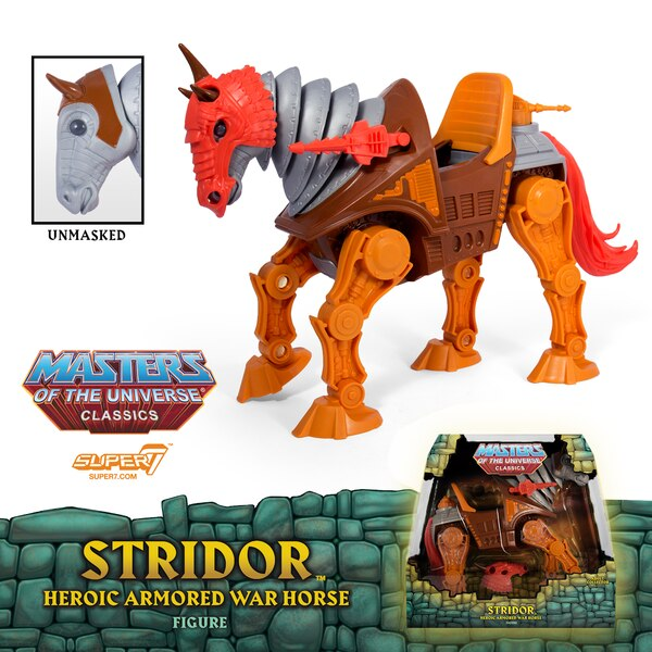 Masters Of The Universe Classics Stridor Images & Info