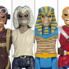 Iron Maiden, Alfred Hitchcock & Nosferatu ReAction Figures Up For Pre-Order