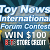 The TNI Forum BBTS $100 Store Credit Give-Away Returns