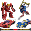 Transformers & Street Fighter 2 Crossover Figures From Takara