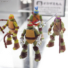 TakaraTomy ARTS Teenage Mutant Ninja Turtles Trading Figures