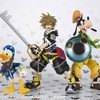 Amazon Exclusive S.H. Figuarts Kingdom Hearts Figures From Tamashii Nations