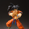 S.H. Figuarts Dragon Ball Z Son Goku Figure Official Images & Details