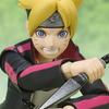 Naruto S.H.Figuarts Boruto Figure Images & Info