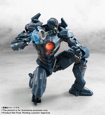 Pacific Rim Uprising Robot Spirits Figures From Tamashii