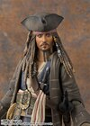 S.H. Figuarts Pirates of the Caribbean Captain Jack Sparrow Figure
