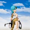 S.H. Figuarts Dragon Ball Series Bulma Figure Official Images From Tamashii Nations