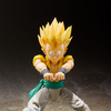 New S.H. Figuarts DragonBall Super Saiyan Gotenks Figure Images From Tamashii Nations
