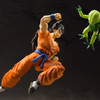 S.H. Figuarts Dragon Ball Yamcha With Saibaman Figure Set From Tamashii Nations
