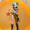 S.H. Figuarts Dragon Ball Bulma Figure First Look