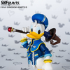 New S.H. Figuarts Kingdom Hearts II Donald Duck Figure Images From Tamashii Nations
