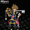 S.H. Figuarts Kingdom Hearts II Sora Figure Preview Images
