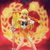 S.H.Figuarts Super Sailor Venus Figure From Tamashii Nations