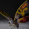 S.H Monsterarts Mothra Special Color Version with Mothra Larvae Figure Images
