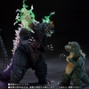 New S.H. MonsterArts Space Godzilla & Godzilla Jr.