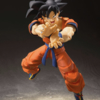 S.H.Figuarts SON GOKU ‐ Saiyan Raised On Earth Official Figure Image