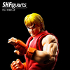 Street Fighter S.H. Figuart Sakura & Ken Figure Preview Images From Tamashii Nations